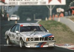 BMW toerwagen legends: 635 CSi