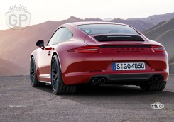 De nieuwe Porsche 911 GTS