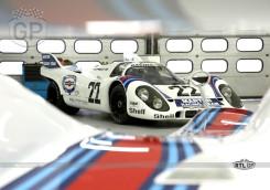 Porsche Le Mans legendes
