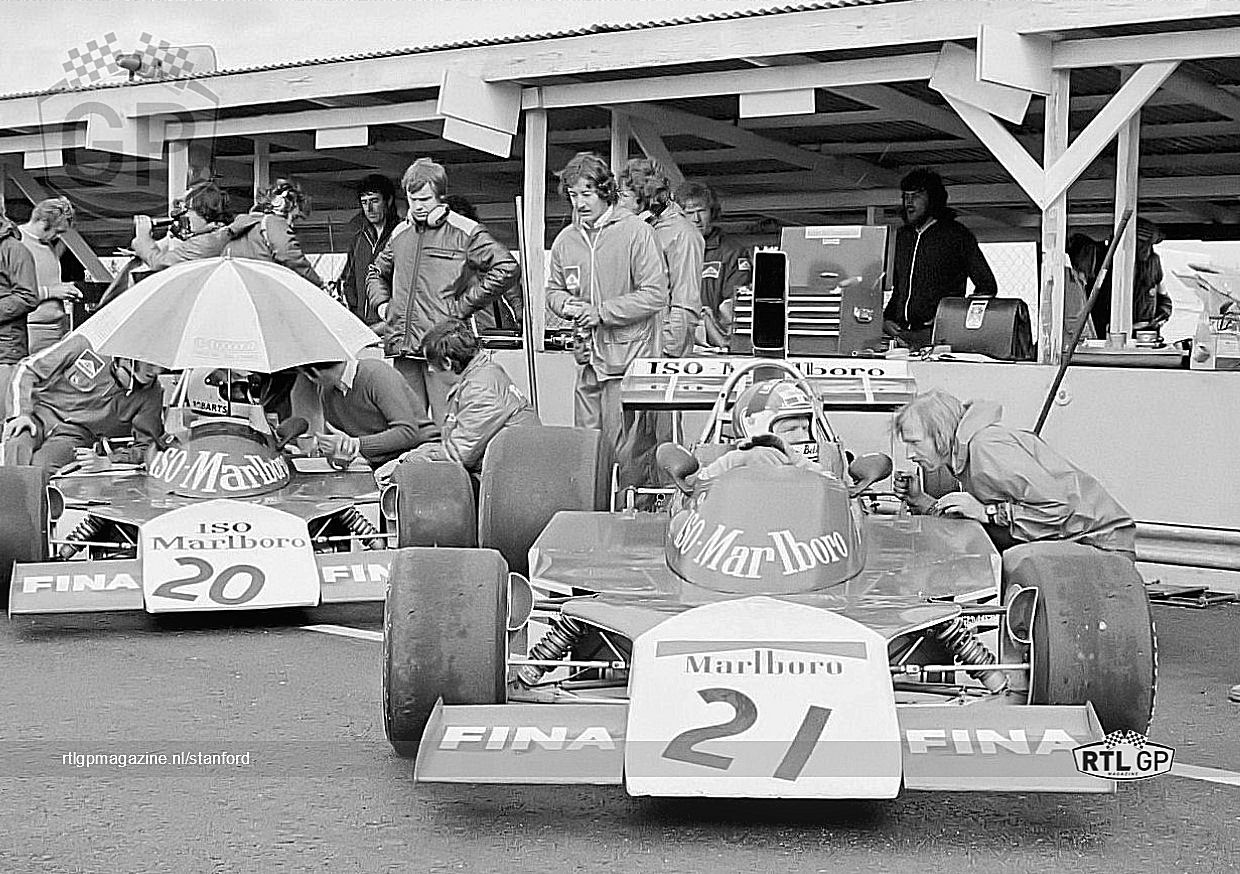 formule 1 gp zweden 1974 williams