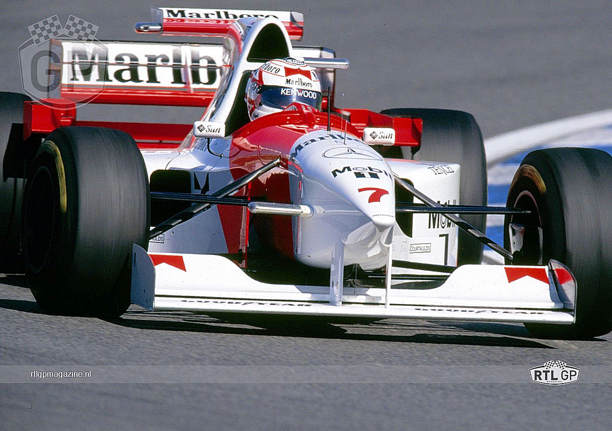 formule 1 mansell mp4 10 1995