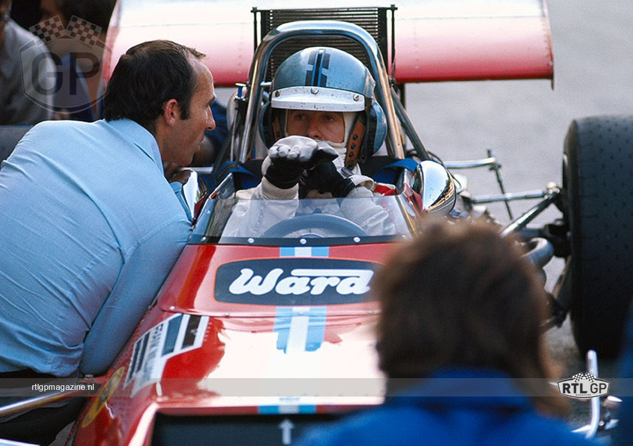 f1 courage williams 1970