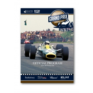 Souvenirboek Historic Grand Prix 2013